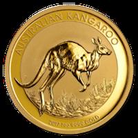 Australian Gold Kangaroo Coin image